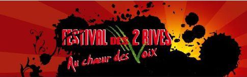 Festival des 2 Rives à Lagarde Viaur Dimanche 5 août dans Agenda Logo-2-rives