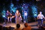 Concert de Sylviane Blanquart à Lagarde Viaur