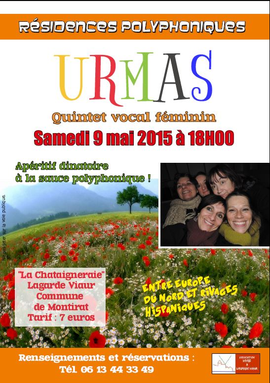 Urmas Quintet 2015