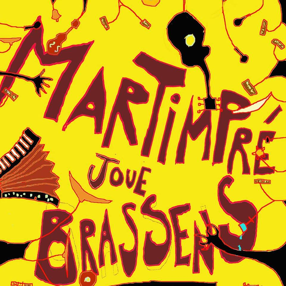 Lagarde Viaur Martinpré jouent Brassens